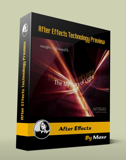 After Effects Technology  Preview