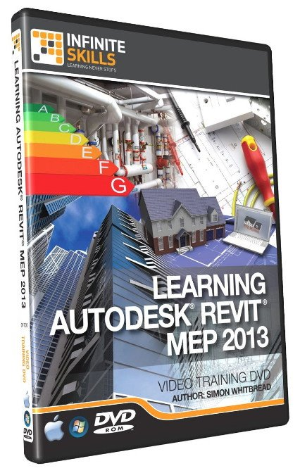Infiniteskills : Learning Revit MEP 2013 Training Video