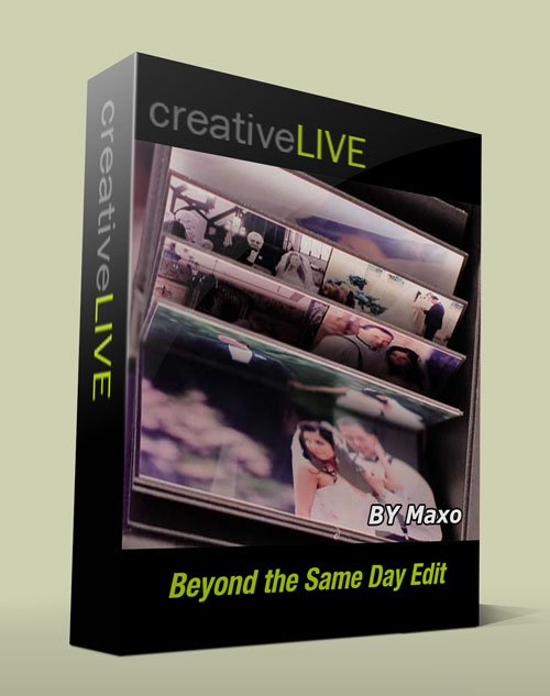 creativeLIVE : Beyond the Same Day Edit