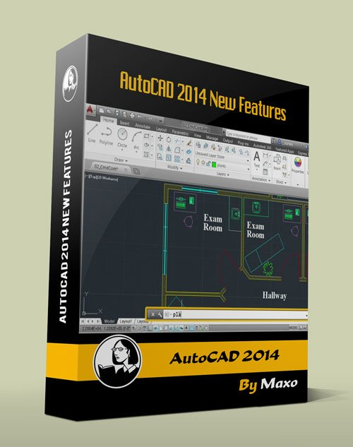 AutoCAD 2014 New Features
