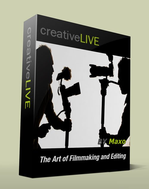 CreativeLive - The Art of Filmmaking and Editing
