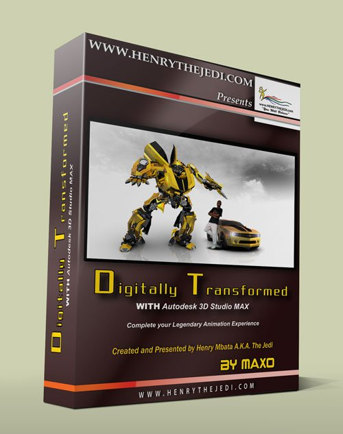 Henrythejedi : Digitally Transformed Training DVD