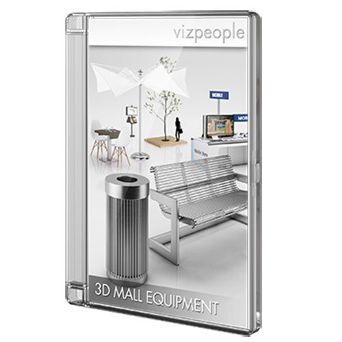 viz-people-3D Mall Equipment