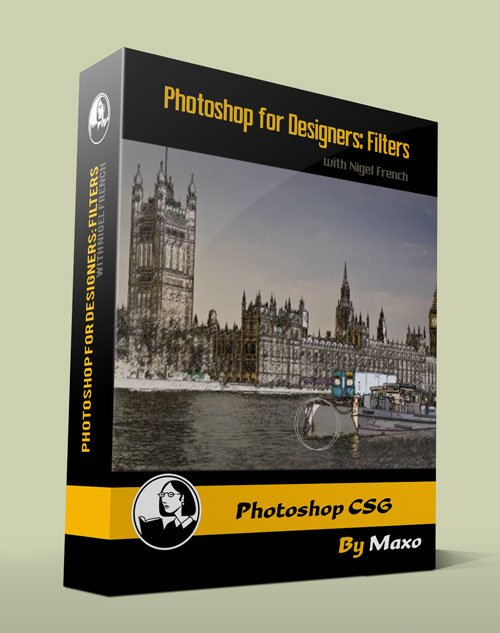 Photoshop for Designers: Filters