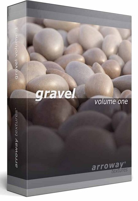 Arroway Textures: Gravel Volume One
