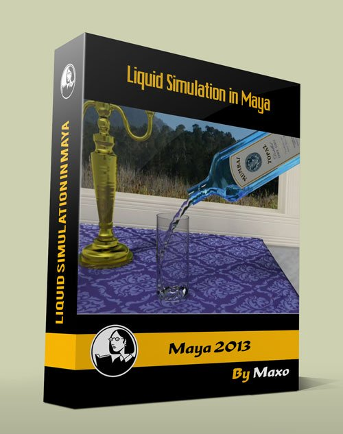 Liquid Simulation in Maya