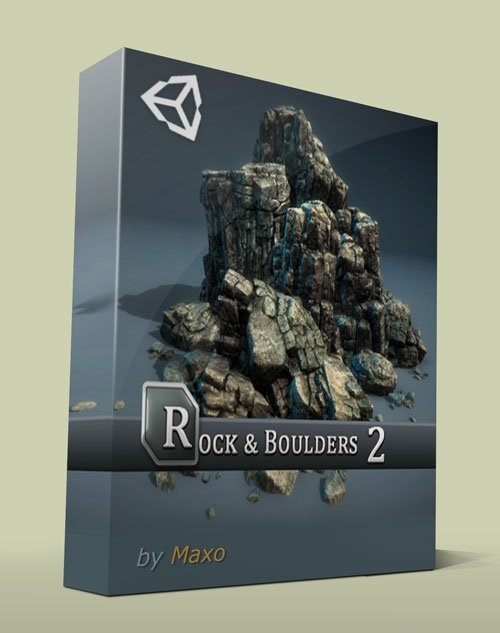 Rock and Boulders 2
