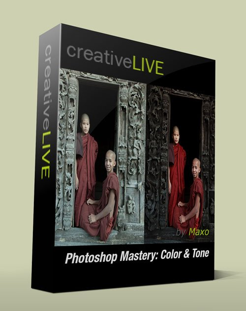 creativeLIVE - Photoshop Mastery: Color & Tone