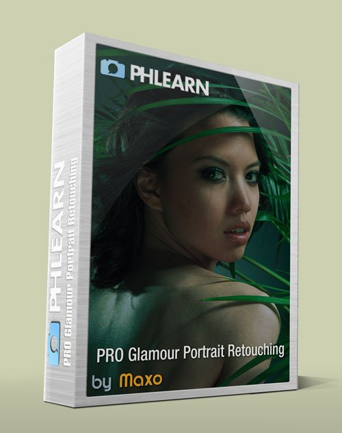 phlearn PRO Glamour Portrait Retouching