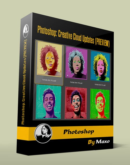 Photoshop: Creative Cloud Updates (PREVIEW)