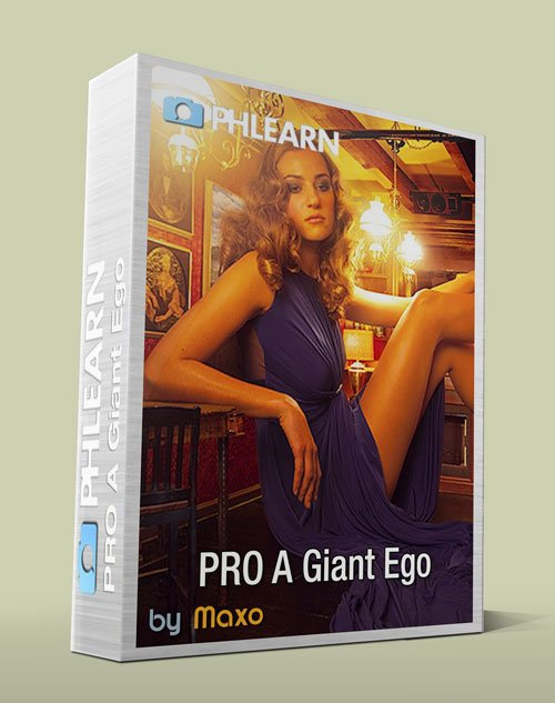 Phlearn PRO A Giant Ego
