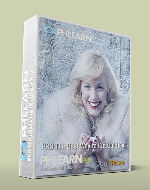 Phlearn Pro The Best Way to Cut Out Hair