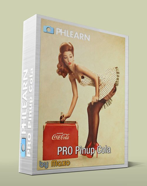 phlearn PRO Pinup Cola