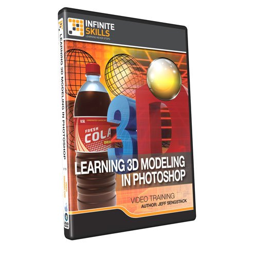 InfiniteSkills : Learning 3D Modeling in Photoshop Training Video