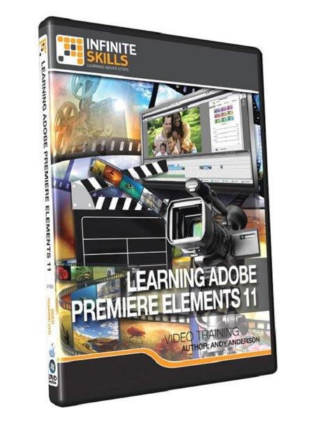InfiniteSkills - Adobe Premiere Elements 11 Training Video