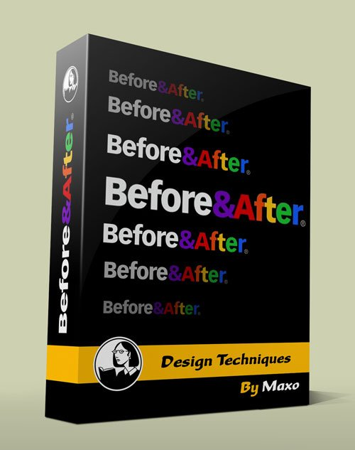 Before & After: Graphic Design Techniques