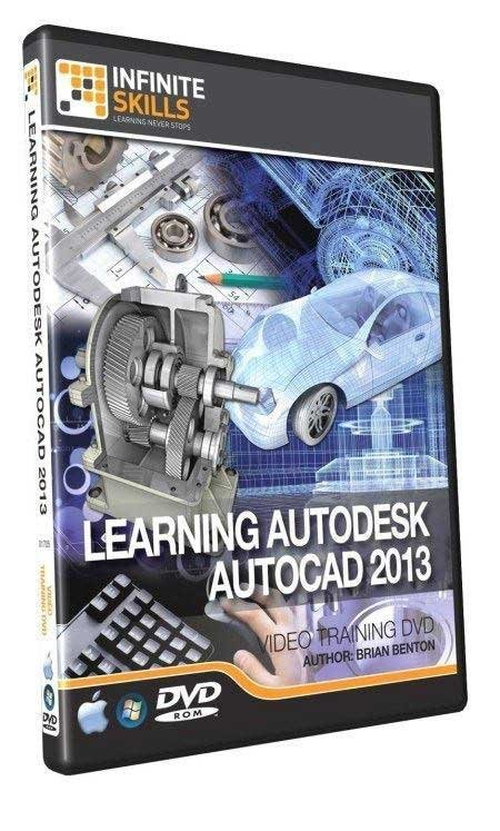 InfiniteSkills - Learning AutoCAD 2013 Training Video
