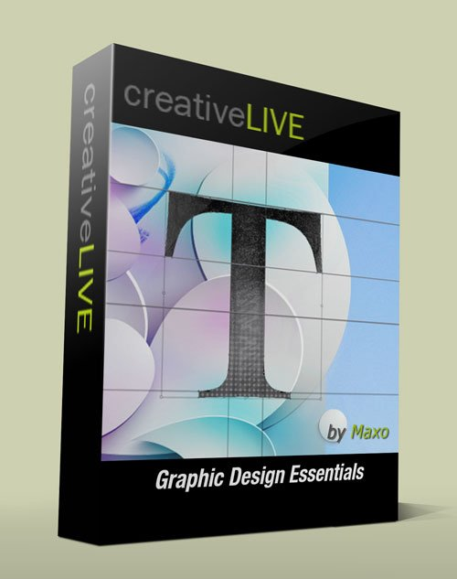 creativeLIVE - Graphic Design Essentials