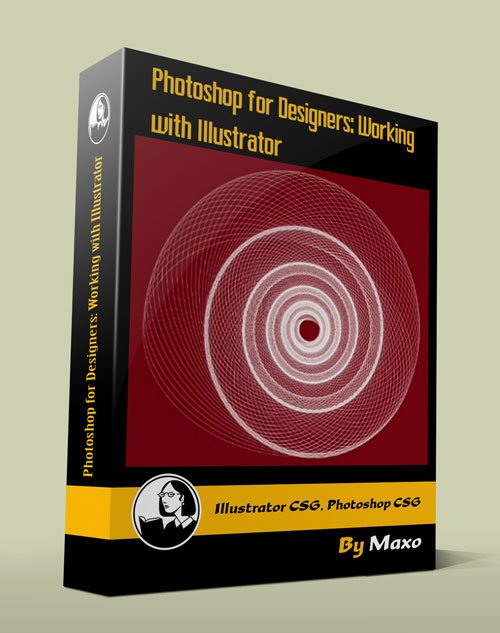 Photoshop for Designers: Working with Illustrator