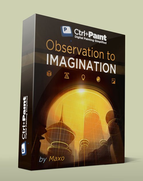 Ctrl+Paint – Observation to Imagination