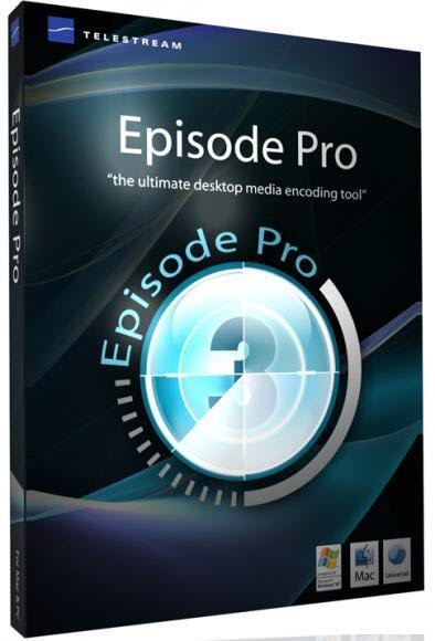 TeleStream Episode Pro v6.4.1 CE – Win