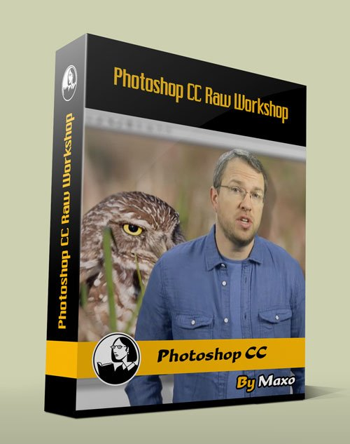 Photoshop CC Raw Workshop