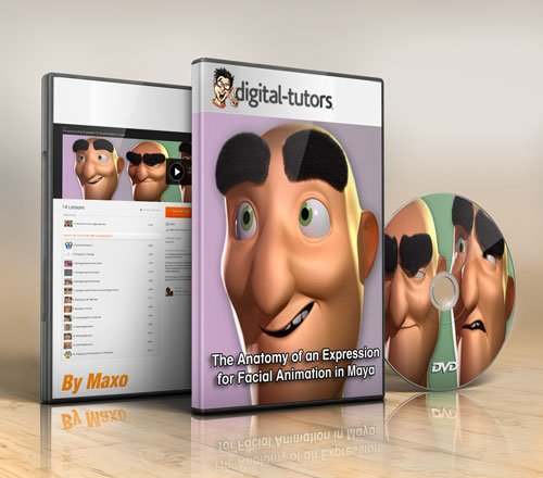 Digital - Tutors - The Anatomy of an Expression for Facial Animation in Maya