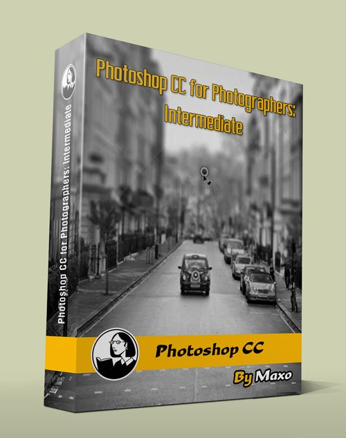 Photoshop CC for Photographers: Intermediate