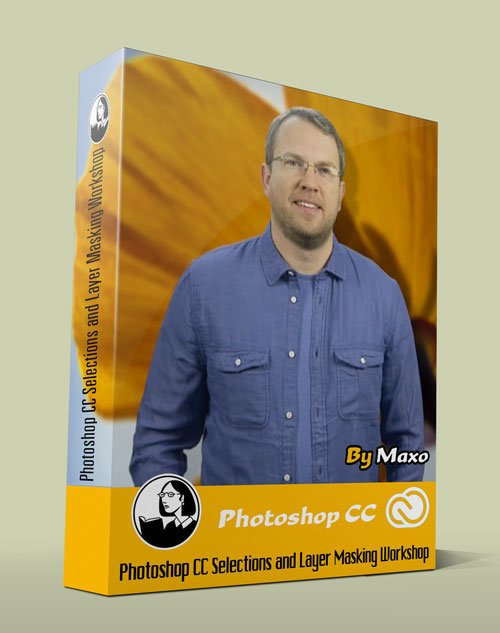 Photoshop CC Selections and Layer Masking Workshop