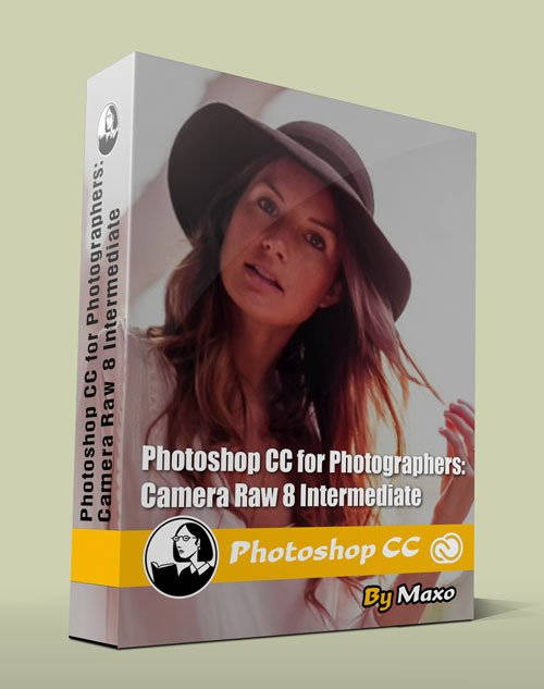 Photoshop CC for Photographers: Camera Raw 8 Intermediate