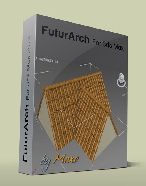 FuturArch 1.5 for 3ds Max 2014