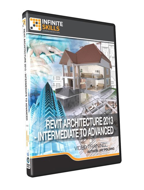 Infiniteskills - Advanced Revit Architecture 2013 Training Video