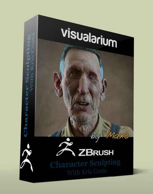 Visualarium : Character Sculpting With Kris Costa