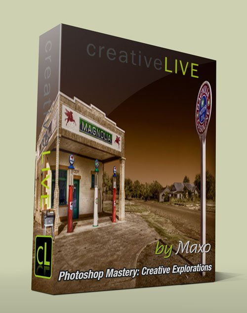 creativeLIVE - Photoshop Mastery: Creative Explorations