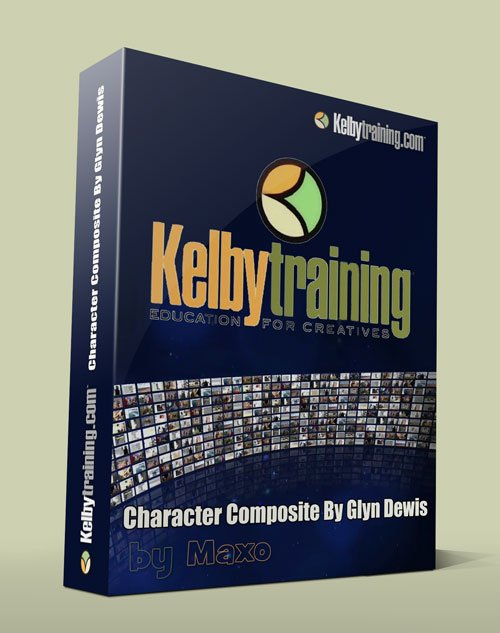 Kelby Training : Character Composite By Glyn Dewis