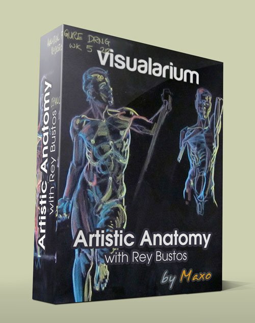 Visualarium - Artistic Anatomy with Rey Bustos
