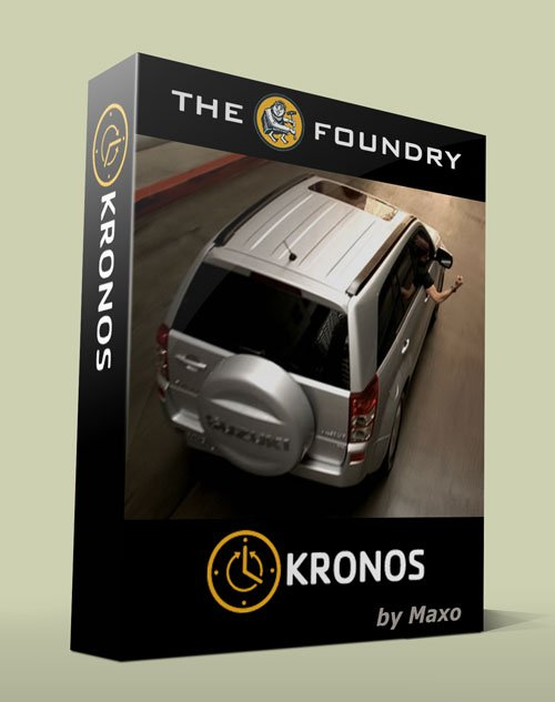 The Foundry Kronos 5.0v3 for AE x64bit Win