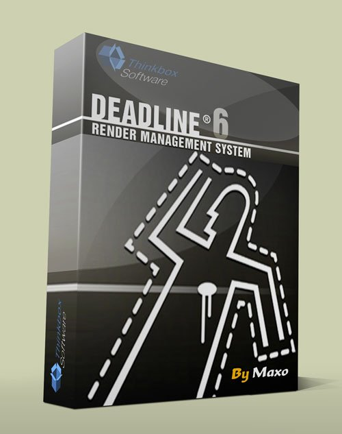 Thinkbox Deadline 5.2 – x64bit Win