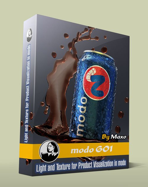 Light and Texture for Product Visualization in modo