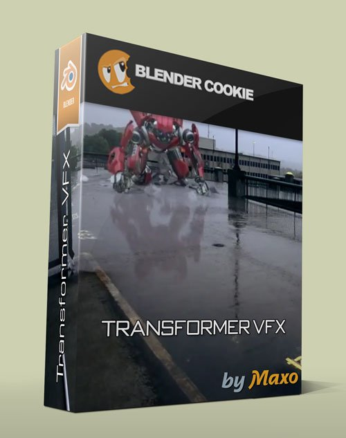 CGCookie - Transformer VFX