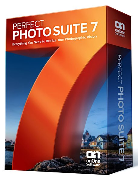 OnOne Perfect Photo Suite v.7.5.1 Premium Edition – Win/Mac