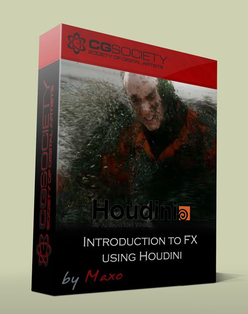 CGWorkshops : Introduction to FX using Houdini