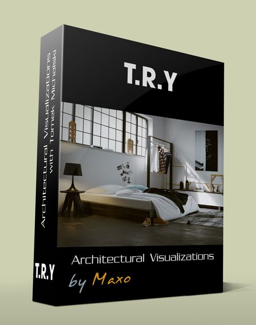 T.R.Y.  Architectural Visualizations - with Tomek Michalski