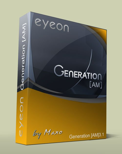 Eyeon Generation [AM] 3.1