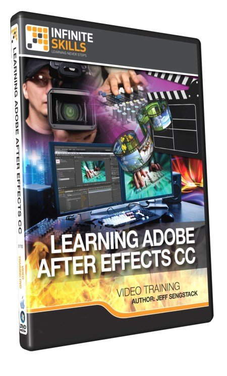 InfiniteSkills : Learning Adobe After Effects CC Training Video
