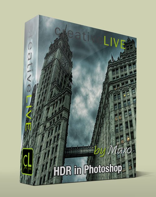 creativeLIVE: HDR in Photoshop with Colin-Smith