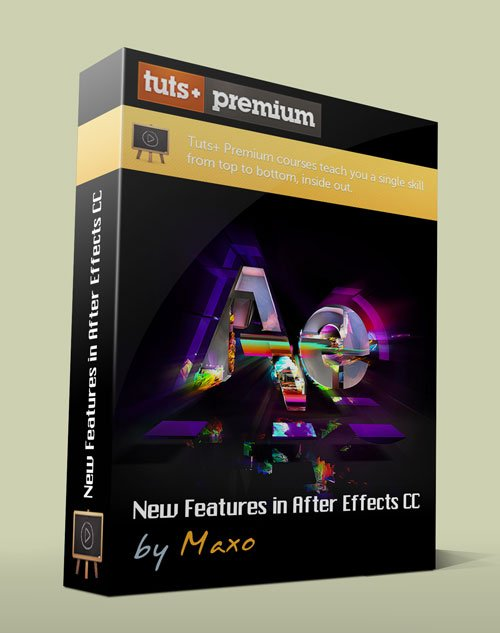 Tuts+ Premium: New Features in After Effects CC