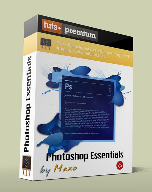Tuts+ Premium: Photoshop Essentials