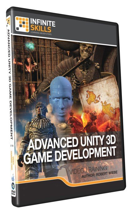 Infiniteskills: Advanced Unity 3D Game Development Training Video