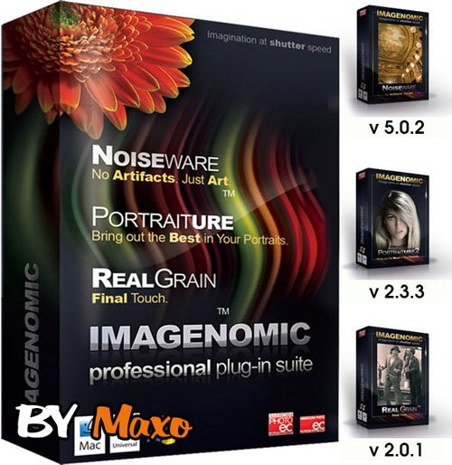 Imagenomic Plugin Suite For Adobe Photoshop CC
